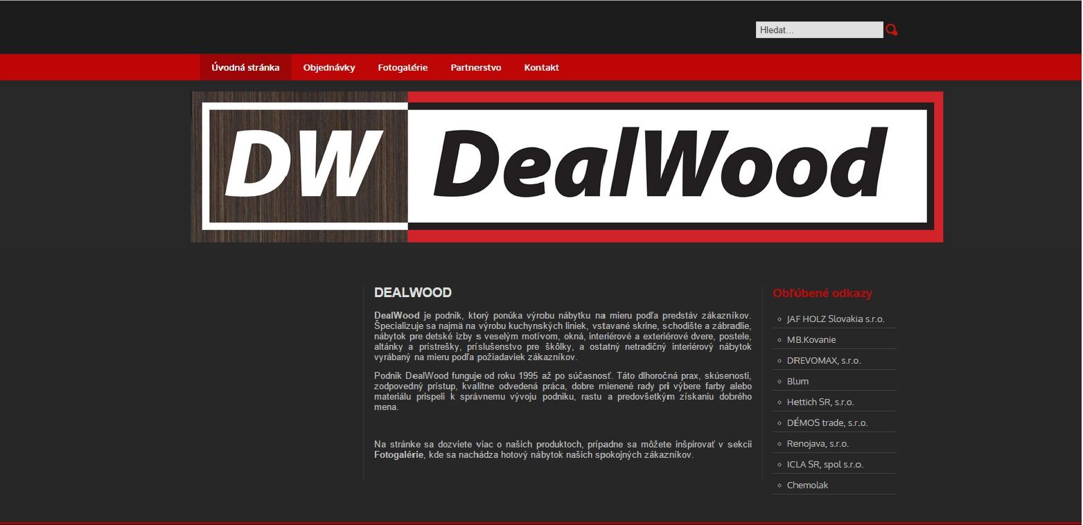 Dealwood.sk
